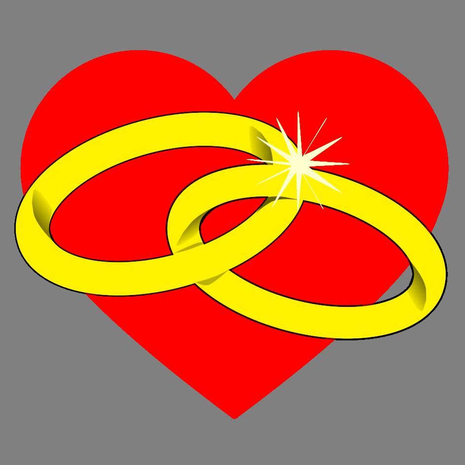 Blahopřání k sňatku, obrázková přáníčka - Blahopřání k sňatkui
