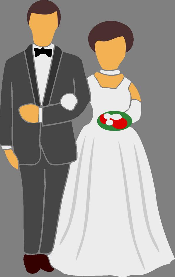 Gratulace k svatbě, blahopřání - Gratulace k svatbě