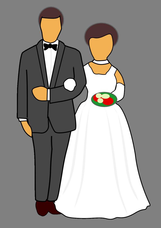Přání pro novomanžele, gratulace, texty, obrázky - Blahopřání k svatbě novomanželům